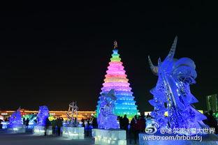 ...六届哈尔滨冰雪大世界完美落幕 营业70天共接待中外游客130万人