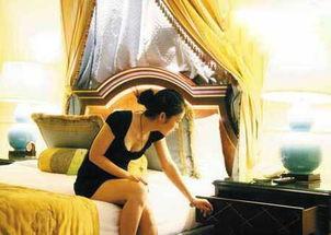 揭秘酒店试睡员 美女试睡员图集