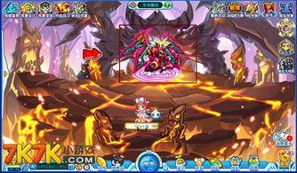 傲世癫龙孤战星辰-击败魔龙王的三个分身,就可以获得赤翼魔龙王亚比蛋哦~每天可挑战5...