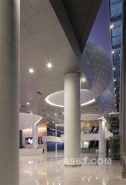 设计赏 精准的北京百度大厦