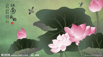 各种手绘国画插画图片专题,各种手绘国画插画下载