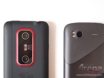 拍照镜头对比(左HTC EVO 3D,右HTC Sensation)-Sensation大战...