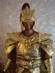 武王-黄维德周武王出征造型-封神榜 江苏热播 黄维德尽显王者风范