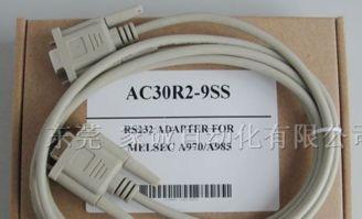 ...和USB接口的三菱PLC 触摸屏 伺服编程电缆