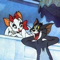 猫和老鼠头像图 猫和老鼠头像