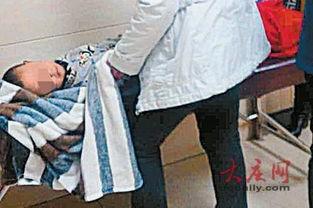 女人进时疼哭的照片-...医大五院内,一女子抱着一男孩急忙跑进急诊外科.-3岁男童 大肚子 ...