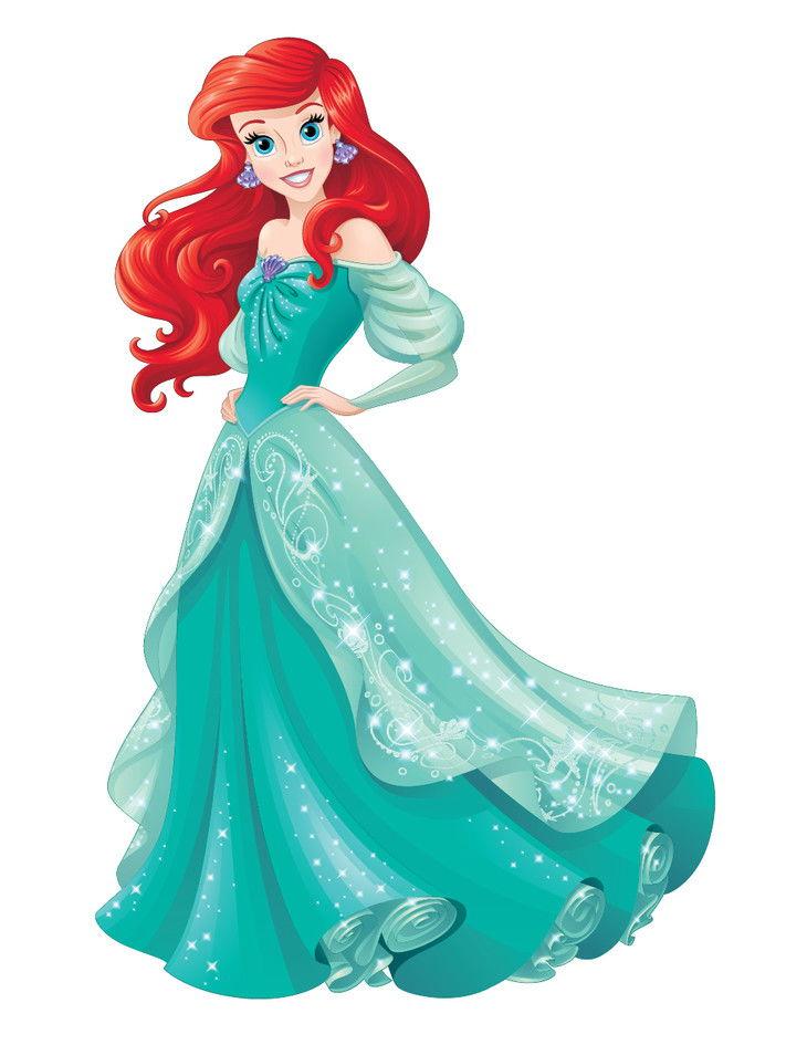 爱丽儿公主 美人鱼