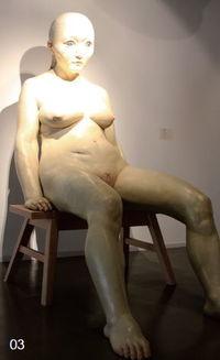 百度人体廿艺术-《你的身体》 向京-视觉现场