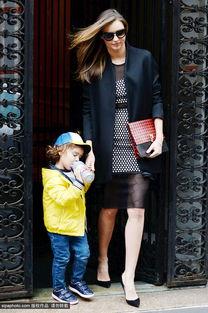 图集详情: 当地时间2014年4月15日,美国纽约,超模米兰达·...