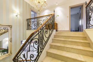 家里的楼梯,一定要这么漂亮吗
