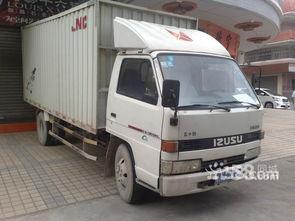 江铃货车顺达 2005年上牌 转让江铃轻型厢式货车图片 2