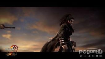 这乱世,谁主沉浮   《剑网3》