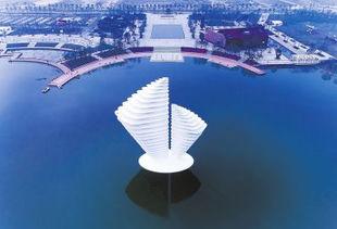 泉州海上丝绸之路艺术公园 亚洲园 城市新会客厅