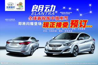 北京现代朗动汽车图片专题