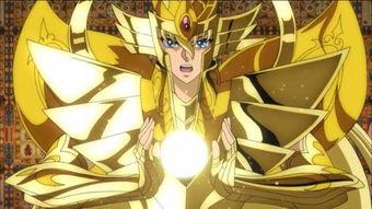 超神混道男-最接近神的男人 圣斗士星矢 斗士之魂 沙加登场