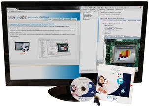 ...工业工具或医疗仪器等产品创建先进图形用户界面(GUI).设计方...