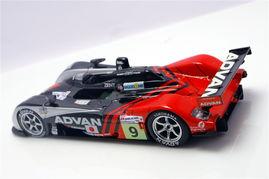 ...小时LPM1组赛车 Dome Mugen S101 Advan