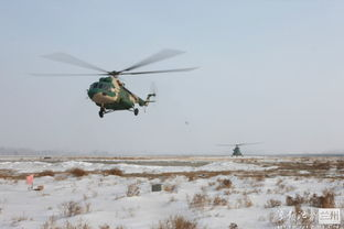 ...下30摄氏度,天空飘着雪花,一架架直升机闻令升空……1月30日,...