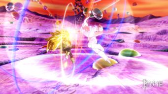 ...宇宙2 贝吉塔超级赛亚人三怒气爆发2版人物