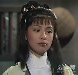 黄蓉扮演者翁美玲-83版射雕英雄传主演近照 洪七公 成杨幂公公