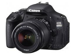 摄影新手入门单反 佳能600D套机售3700