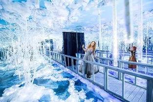 住进爱丽丝的城堡,-搜狐公众平台 奔走相告丨8月6日,冰临城夏,极...