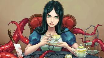 爱丽丝疯狂回归 弗兰的悲惨之旅 爱丽丝梦游魔境