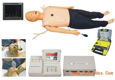 成人综合急救训练模拟人 急救技能训练模拟人 上海康人
