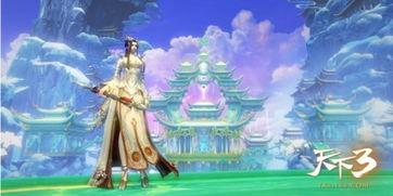 晶变云逆-华贵艳丽的长袍,通体的巫蛊纹身,映衬着龙巫女的庄严神圣,斗转光...