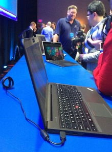...CES上公布的RealSense科技,让具有3D摄像头的笔记本也能做到轻...