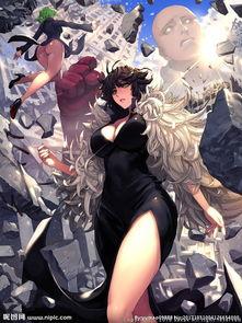 岚拳-一拳超人B级高贵女王地狱吹雪图片