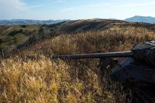 """图为前苏联IS-3重型坦克""""镇守""""俄日争议岛屿-前苏联IS 3重型坦克 ..."""