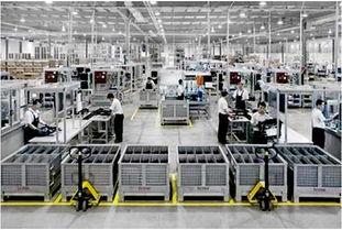 长春博泽工厂的装配线-博泽车门系统亮相上海车展