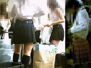 高层偷拍AKB48全裸换衣如厕 75支影片涉及未成年少女