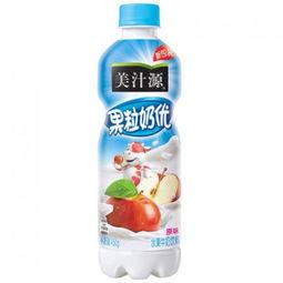 琥源-果粒奶优 原味 美汁源 ml