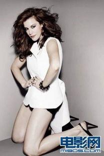 丽芙 泰勒最新写真优雅绽放 偷香美人低调魅惑