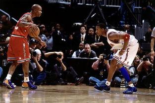 马布里麦蒂NBA对抗组图 03全明星上演巅峰对决