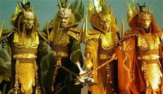 四海龙王的名字叫什么 知道的人寥寥无几