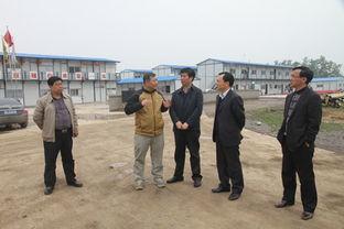 ...行来我区督查新开工项目建设情况 -漯河经济技术开发区欢迎您