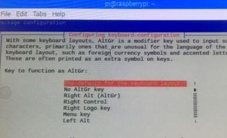 树莓派开发笔记 一 入手树莓派3b,成功运行树莓派系统