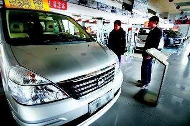 日本地震对临沂汽车市场日系车影响不大