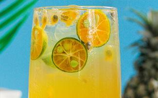 百香果柠檬蜂蜜水可以放多久 百香果柠檬蜂蜜水怎么喝-喝蜂蜜水有...