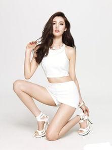 长腿美女模特高清视频-krystal郑秀晶无敌腹肌令人羡 全智贤长腿似模...
