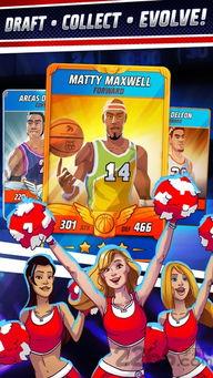 篮球明星争霸战破解版下载 篮球明星争霸战内购破解版下载v1.7.5 安卓...