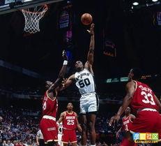 NBA史上17大篮板王
