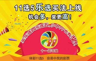 济南彩民热盼11选5乐选上线