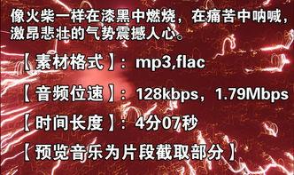 悲壮凄婉大气纯背景音乐素材图片设计 高清模板下载 56.59MB 轻松欢...
