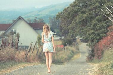 一个人的天空有点孤单