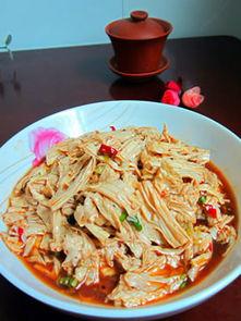 凉拌腐竹的做法大全 凉拌腐竹的家常做法 凉拌腐竹怎么做好吃
