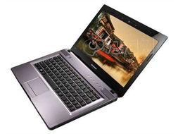 配置上,联想Y470N-IFI笔记本采用Intel 酷睿i5 2410M处理器(2.300 ...